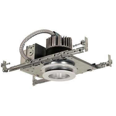 "Jesco Lighting RLH-3511N-IC-40 3 1/2"" Aperture New Construction -IC Airtight - Peazz.com"
