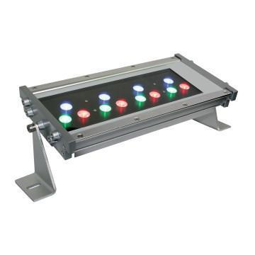 Jesco Lighting WWT1512HW30RGBA Hard Wire (Consult Factory) WWT Series Outdoor LED Wall Washer - Peazz.com