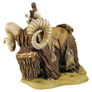 Gentle Giant Studios GG008100 Star Wars Statue - Bantha and Tusken Raider - Peazz.com