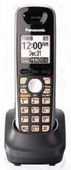 Panasonic KX-TGA651B DECT 6.0 Additional Digital Cordless Handset KX-TGA651B - Peazz.com