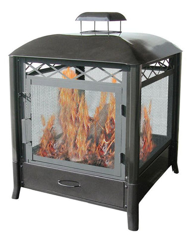 Landmann 28107 The  Aspen Fireplace - Peazz.com
