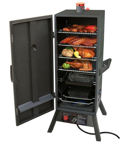 "Bayden Hill 3695GD 36"" Gas One Door Vertical Smoker - Peazz.com"