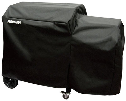 Landmann 590326 Black Dog™ 42Xt  Smoker  Cover - Peazz.com