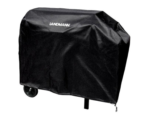 Landmann 590330 Black Dog™ 28 Cover (Black Pvc With Polyster) - Peazz.com