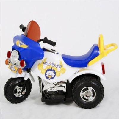 Little Chopper Battery Operated Ride on Car - Peazz.com