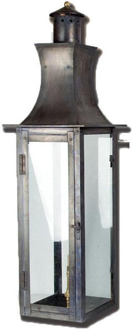 Primo Lanterns SL-35 Traditional / Classic CSA Designed Certified Wall Mounted Gas Lantern from the Lexington Collection - Peazz.com