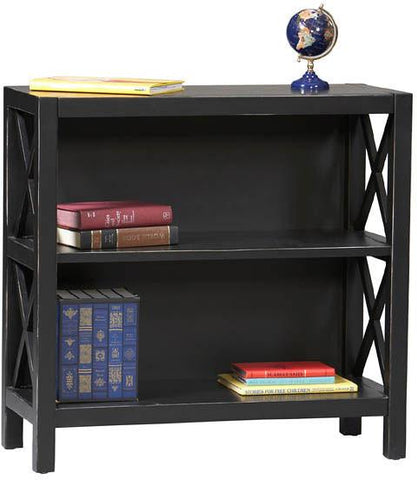 Anna Collection 3 Shelf Bookcase - 86104C124-01-KD-U - Peazz Furniture