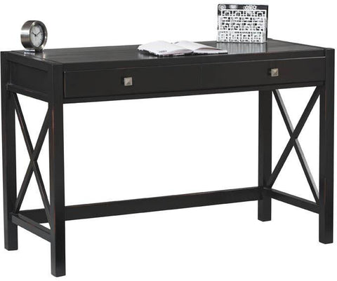 Anna Collection Desk - 86105C124-01-KD-U - Peazz.com
