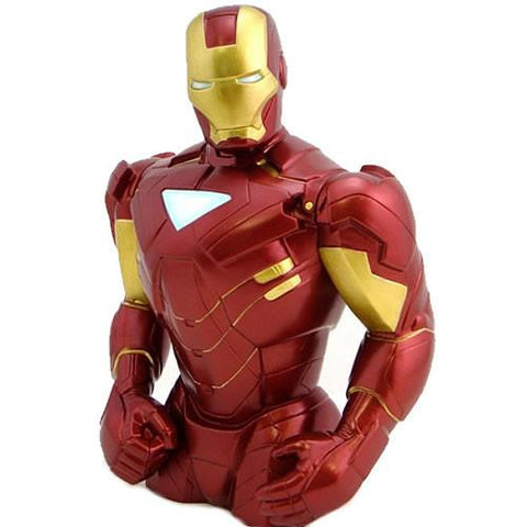 Monogram International, Inc. MG670145 Marvel Bank - Iron Man Bust - Peazz.com
