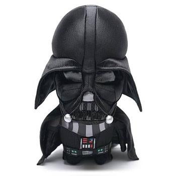 "Underground Toys UT002317 Star Wars 4"" Talking Clip-On Plush - Darth Vader - Peazz.com"