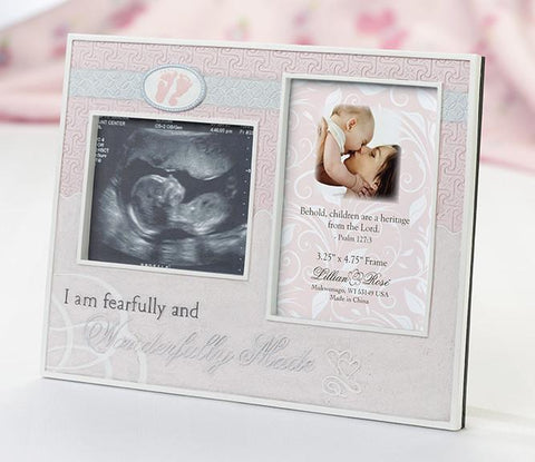 Lillian Rose 24FR951 P Wonderfully Made Ultrasound Frame-Pink - Peazz.com