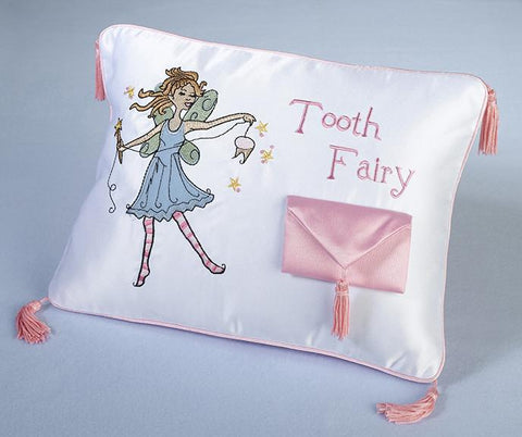 Lillian Rose 24TF400 Tooth Fairy Pillow - Peazz.com