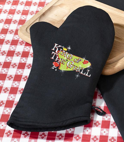 Lillian Rose WG505 OM King of The Grill Oven Mitt - Peazz.com