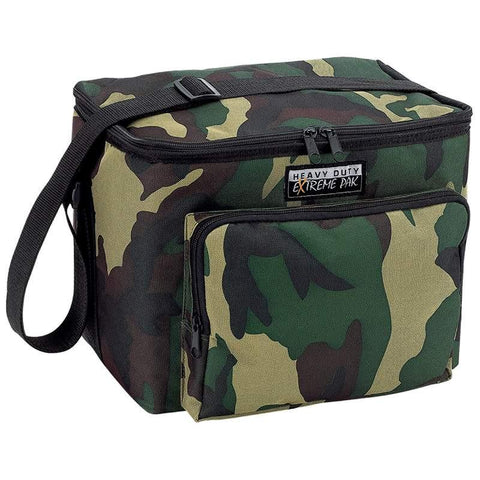 Extreme Pak Heavy-Duty Camouflage Cooler Bag - Peazz.com