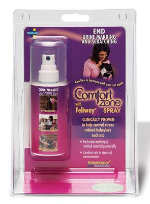 Comfort Zone with Feliway Spray, 75ml - Peazz.com