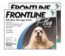 Frontline PLUS Dog 23-44 lb BLUE 12 pk - Peazz.com