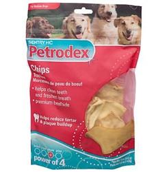 Petrodex Dental Chips For Dogs - Medium, 5 oz - Peazz.com