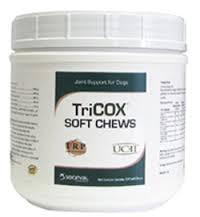 TriCOX Soft Chews Joint Support For Dogs, 120 Count - Peazz.com