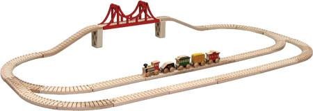 Maple Landmark 11238 NameTrain Skyline Train Set - Peazz.com