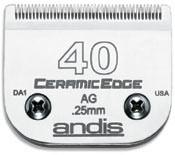 Andis Ceramic Edge Blade #40 (64265) - Peazz.com