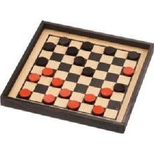 Maple Landmark 50331 Checkers, Premium Board - Peazz.com