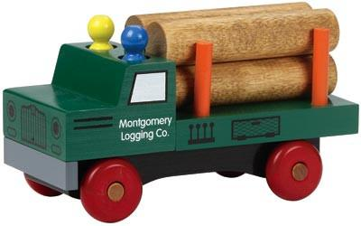 Maple Landmark 76115 Classic, Log Truck - Peazz.com