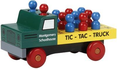 Maple Landmark 76135 Classic, Tic Tac Truck - Peazz.com