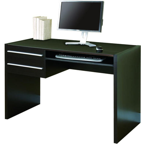 "Monarch Specialties I 7015 Cappuccino Hollow-Core 48""L Computer Desk - Peazz.com"
