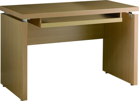 "Monarch Specialties I 7063 Maple 48""L Computer Desk - Peazz.com"