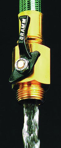 Brass Shut Off Valve .75 Inch (10-12353) - Peazz.com