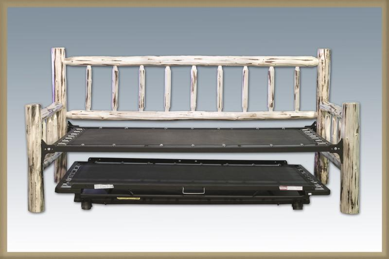 Bed Bed Day Bed T Mech Lacquered Trundle Photo