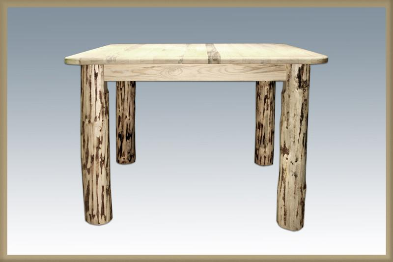Montana Table Post Square Lacquered Dining