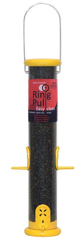 Finch Ring Pull Feeder Yellow 23 Inch (Rpf23Y) - Peazz.com