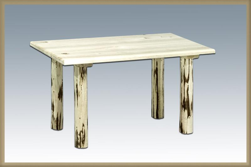 Montana Woodworks MWKTV Child's Table Lacquered