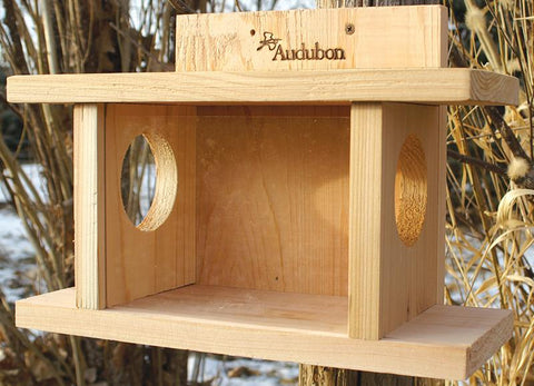 Squirrel Munch House  (Nasqbox2) - Peazz.com