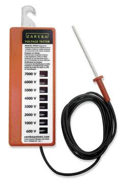 Zareba Voltage Tester 8 Light Black  (Rsvt8) - Peazz.com