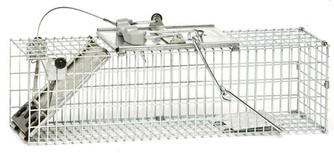 Easy Set Cage Trap Small (1082) - Peazz.com