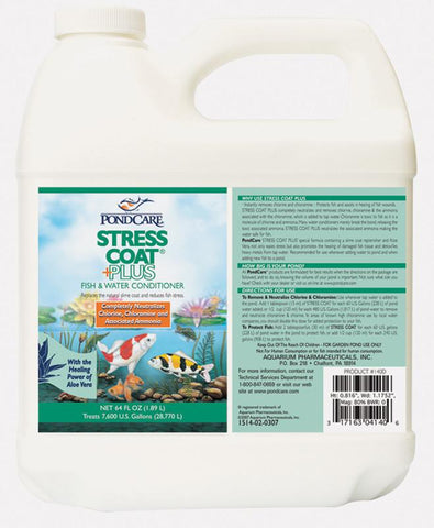 Pondcare Stress Coat 1-2 Gallon (140D) - Peazz.com