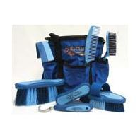 Equestria Sport Grooming Set - Blue 8 Pieces (2107)