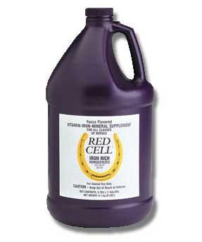 Red Cell for Fueling Champion Horses - Gallon (74110) - Peazz.com