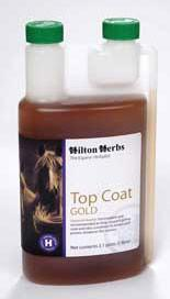 Hilton Herbs Top Coat Gold - 2 Pint (71090) - Peazz.com