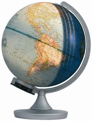 "National Geographic 14 26 72S Planet Earth 10.5"" Dia. World Globe - Peazz.com"