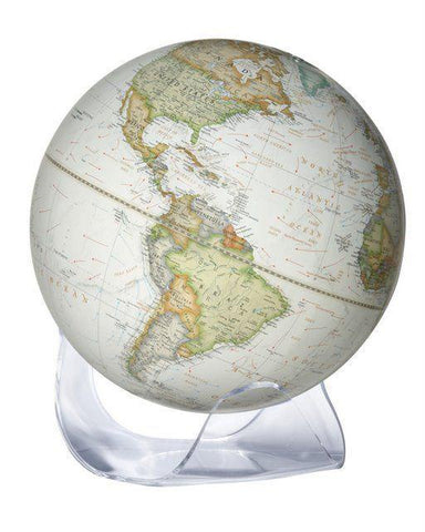 National Geographic Globes 10 12 06S - Satellite Globe - Peazz.com