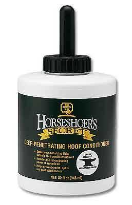 Horseshoer's Secret Deep Penetrating Hoof Conditioner 32 oz. (3005074) - Peazz.com