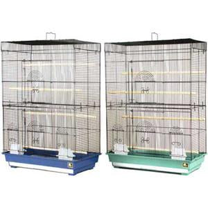 Cockatiel Flight Cage - 26 x 14 x 36 - Case of 2 (42614) - Peazz.com