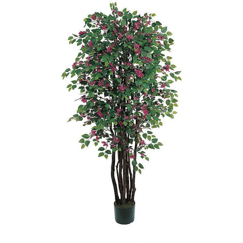 6' Bougainvillea Silk Tree - Peazz.com