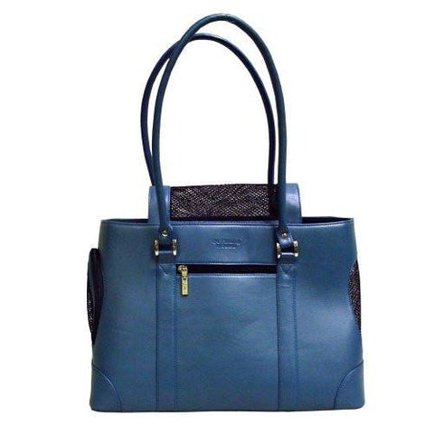 Purse Pet Carrier - Blue - Peazz.com