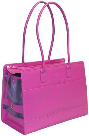 Purse Pet Carrier - Hot Pink - Peazz.com