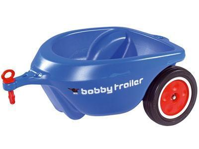 Big Bobby Trailer Blue - Peazz.com