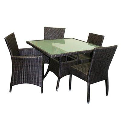 Zuma Patio Dining Furniture Set Wicker Product Picture 1971